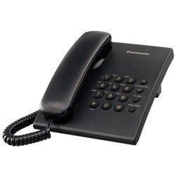 PANASONIC žični stacionarni telefon KX-TS500FXB