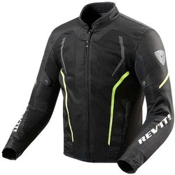 Revit! Jacket GT-R Air 2 Black-Neon Yellow M
