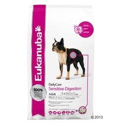 Eukanuba Daily Care za osjetljivu probavu - 12,5 kg