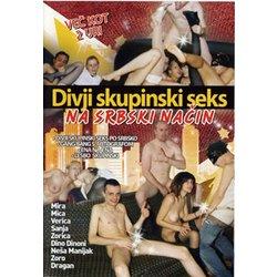 DVD: DIVJI SKUPINSKI SEKS NA SRBSKI NAČIN