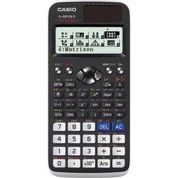 Casio Tehnično znanstveni kalkulator Casio fx-991DE X CLASSWIZ Črna Zaslon (postavitev): 12 Na sončno energijo, Baterijsko (Š x V x G)