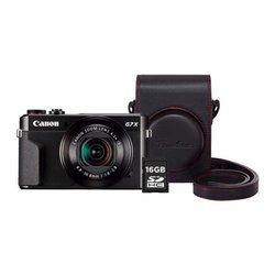 Canon PowerShot G7X Mark II fotoaparat Premium kit