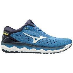 Mizuno WAVE SKY 3, muške tenisice za trčanje, plava