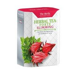 THE HERBS zeliščni čaj za hujšanje 30 vrečk