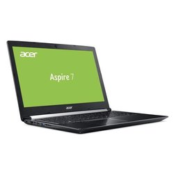 "Acer Aspire 7 A715-72G-711S/15,6""/Intel i7/8 GB/512 GB SSD"