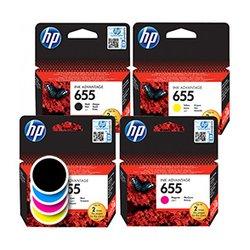 HP komplet kartuš 655 / Original