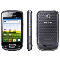 SAMSUNG mobilni telefon S5570 GALAXY MINI sivi