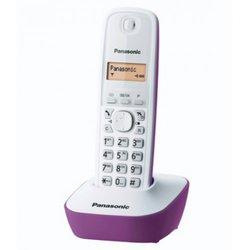 PANASONIC TELEFON BEŽIČNI KX-TG1611FXF LJUBIČASTI