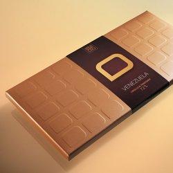 ČOKOLADNI ATELJE DOBNIK čokolada Gold Grand Cru Venezuela 72% 100g