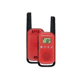 2-pack Motorola Talkabout Walkie Talkie T42