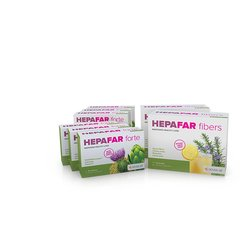 Hepafar detox jetre - 3 mjesečna kura