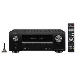 Denon AVR-X3500H , Črna 7.2 Netzwerk A/V receiver vključuje Heos