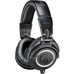 AUDIO-TECHNICA studijske slušalke ATH-M50 X Black, črne