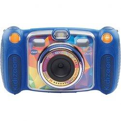 VTECH otroški fotoaparat Kidizoom Duo, modra