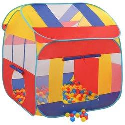 Šator za igru s 300 loptica XXL