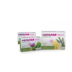 SENSILAB kompletni detox jetre Hepafar