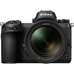 NIKON D-SLR fotoaparat Z6 + objektiv 24-70