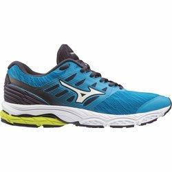 Mizuno Muška obuća za trčanje Plava 45 WAVE PRODIGY W