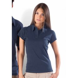 JERSEY ka238 KARIBAN LADIES SHORT SLEEVE POLO
