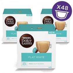 NESCAFÉ Dolce Gusto kapsule za kavu Flat White, trostruko pakiranje