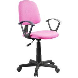 Fola pisarniški stol Fiona, roza