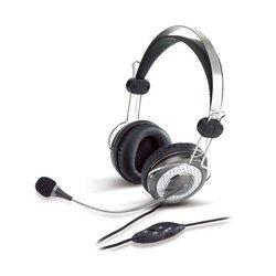 GENIUS slušalke z mikrofonom HS-04SU