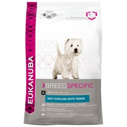 Eukanuba Adult West Highland White Terrier CKN 2 x 2,5 kg