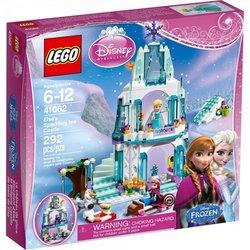 LEGO Disney Princess Elzin svjetlucavi ledeni dvorac (41062)