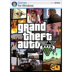 ROCKSTAR GAMES igra Grand Theft Auto V (PC)