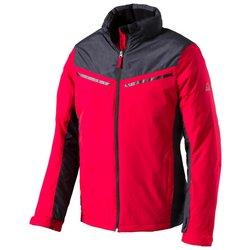 McKinley ARTHUR II UX, muška jakna za skijanje, crvena
