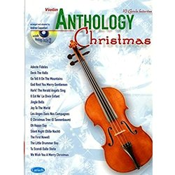 VIOLIN ANTHOLOGY CHRISTMAS +CD