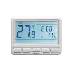 Programabilan digitalni bežični WiFi termostat POER-PTC/PTR/PTG