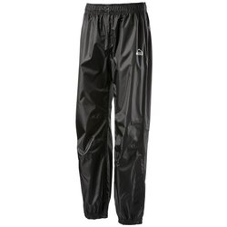 McKinley LONGVILLE III UX, muške pantalone za kišu, crna