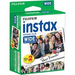 FUJIFILM barvni instantni film Instax Wide - film (2x10 listov)