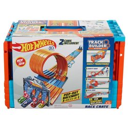 Hot Wheels Track Builder Stunt Builder