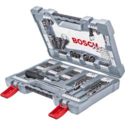 Bosch 105 komadni set Premium X-Line izvijača i odvijača