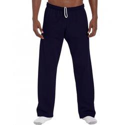 GILDAN pantalone HEAVY BLEND ADULT OPEN BOTTOM SWEATPANTS