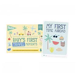 MILESTONE knjižica za fotografiranje - Baby's First Travel Moments