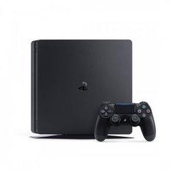 SONY igralna konzola PS4 500GB SLIM, črna