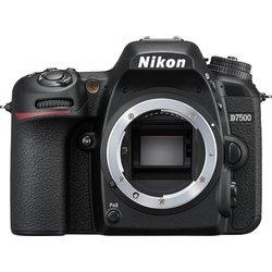 NIKON digitalni zrcalnorefleksni fotoaparat D7500, ohišje