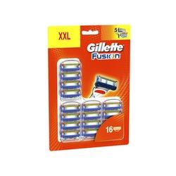 Gillette Fusion oštrice za brijač, 4x4 kom.