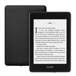 AMAZON e-bralnik Kindle Paperwhite 2018 SP 8GB WiFi, črn