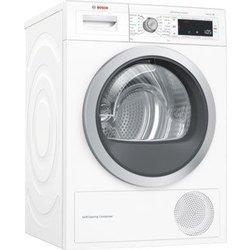 BOSCH Mašina za sušenje veša WTW85550BY  Kondenzaciono sa toplotnom pumpom, A++, 9 kg