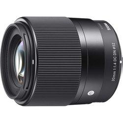 Sigma 30mm F/1,4 DC DN (Contemporary) SONY-E 0