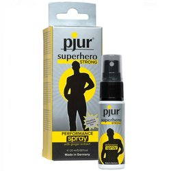 Sredstvo za Potenciju Superhero Strong 20 ml Pjur 11656