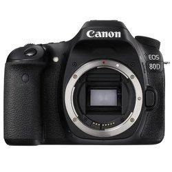 CANON D-SLR fotoaparat EOS 80D WiFi + objektiv Tamron 18-400 VC HLD