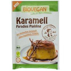 BIOVEGAN puding karamela bio, brez glutena in laktoze, 43g