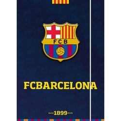 FC Barcelona mapa A4