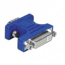 HAMA adapter VGA (muški) na DVI (ženski) (45074)