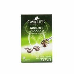 Cavalier Temna čokolada 85% za peko v kapljicah, brez sladkorja 300g